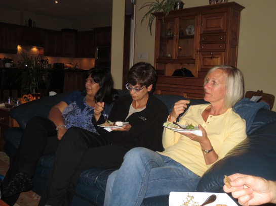 Carlisle Book Club and Thanksgiving 006