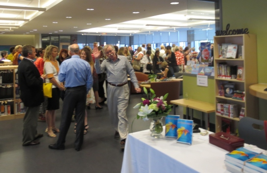 Autumn's Grace Book Launch - June 2013 019