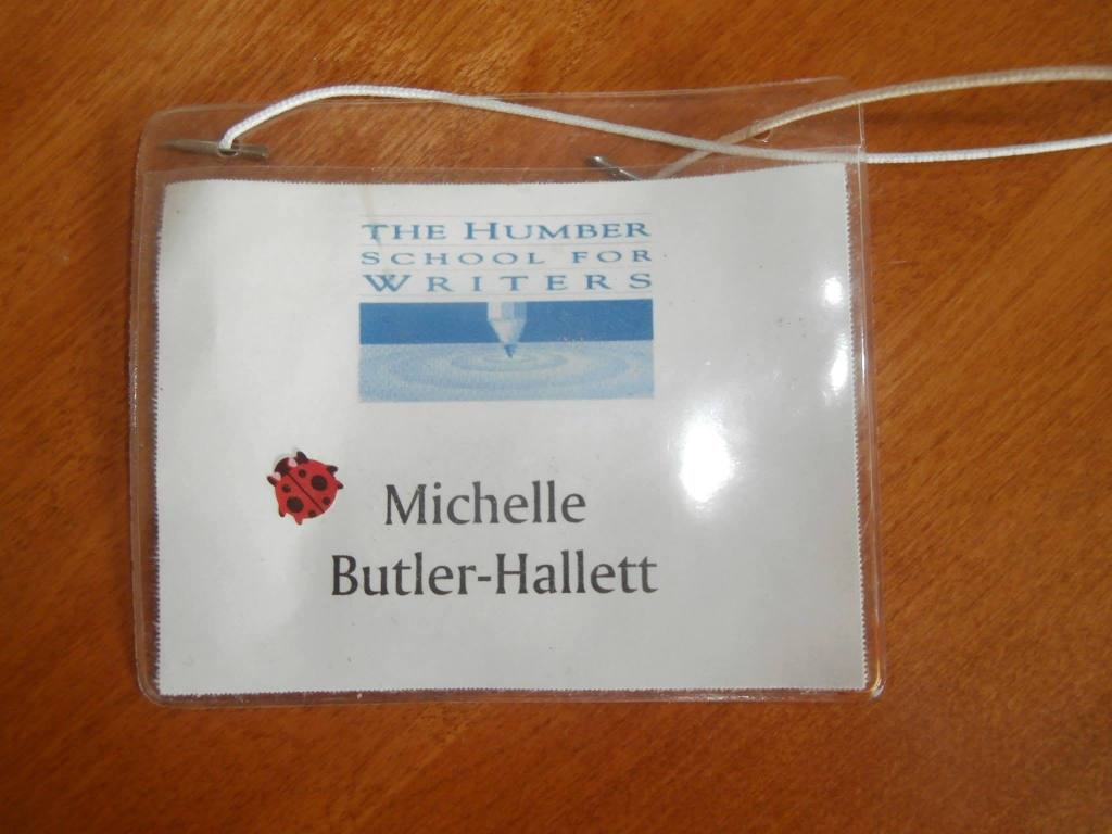 Michelle's Name Tag
