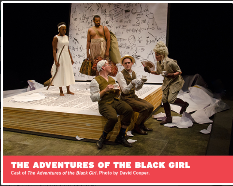 The Adventures of a Black Girl in Search of God – Djanet ...