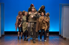 Cast of Androcles and The Lion - Photo by David Cooper
