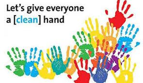 Let's give everyone a [clean] hand - from Global Handwashing Day 2020